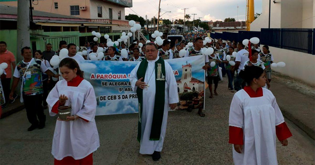 V Assemblea delle Comunità ecclesiali di Base nella missione del Tefe-Brasile