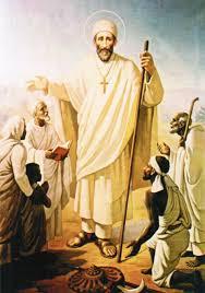 Festa di San Giustino de Jacobis missionario vincenziano italiano in Eritrea