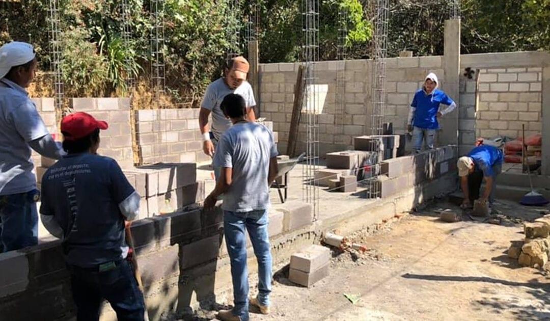 Ricostruire la speranza in Messico