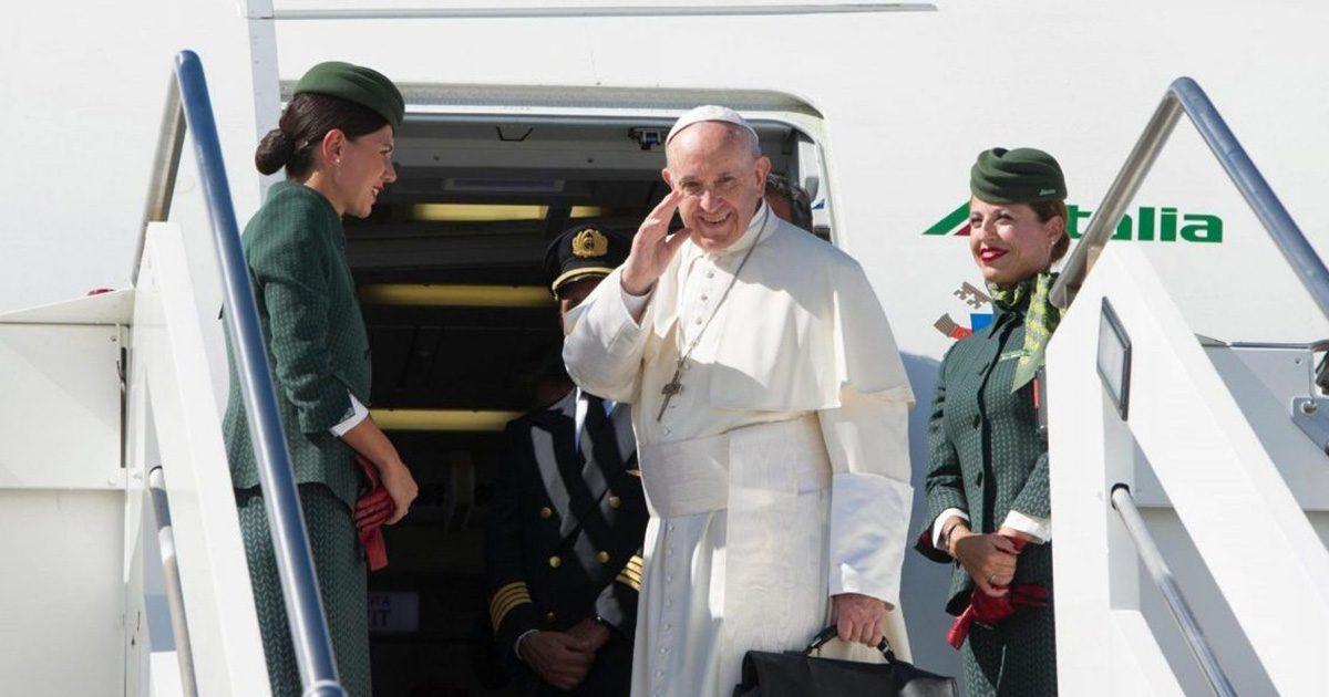 Il Papa in visita ai vincenziani in viaggio imminente in Africa