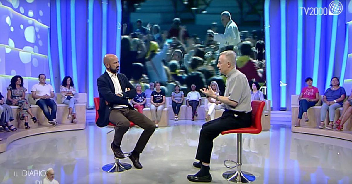 Intervista a padre Tomaž Mavrič C.M., Superiore Generale della Congregazione della Missione, su TV2000