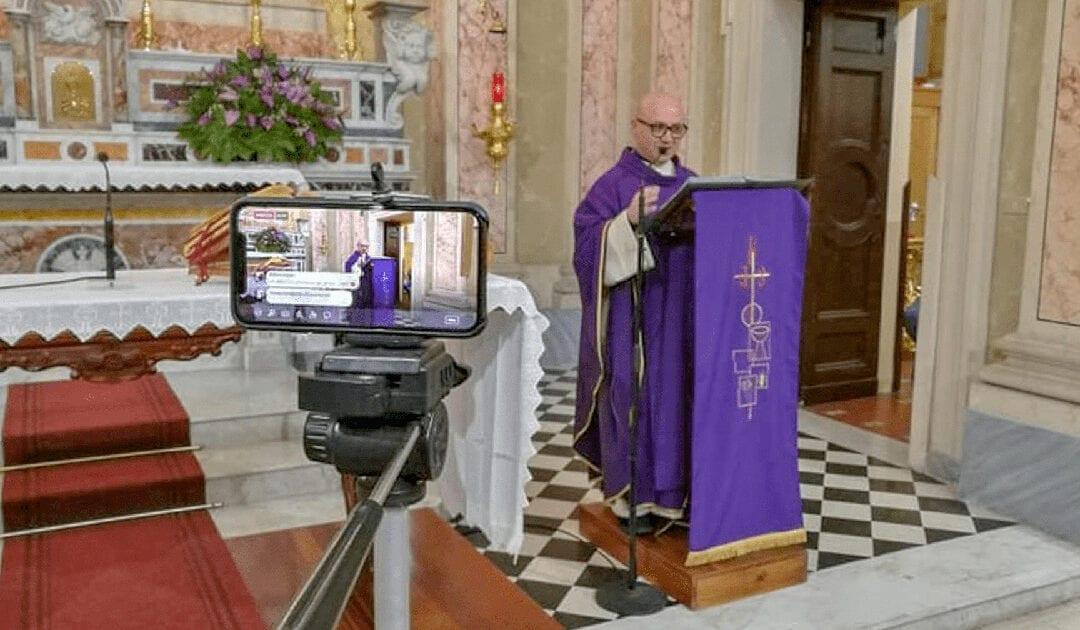 "Diventare ""Eucaristia"" in quarantena"