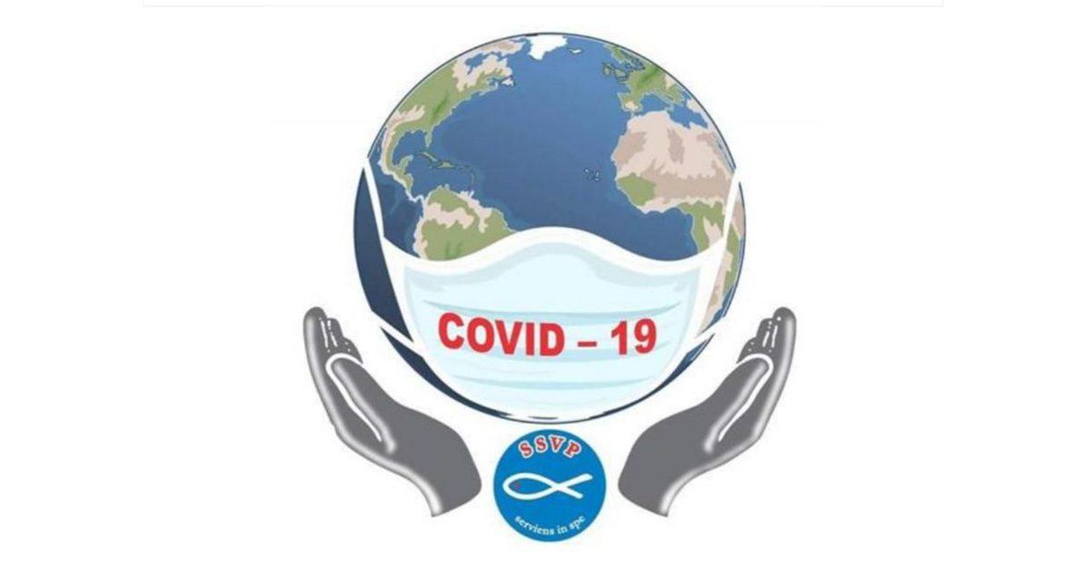 Il Presidente generale della SSVP pubblica una lettera straordinaria sulla pandemia di Covid-19