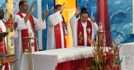 Pentecostes vicentino no Distrito Federal (Brasil)