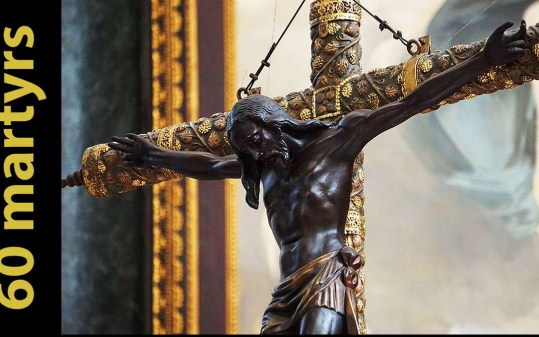 Sessenta vicentinos martirizados durante a Guerra Civil Espanhola são beatificados