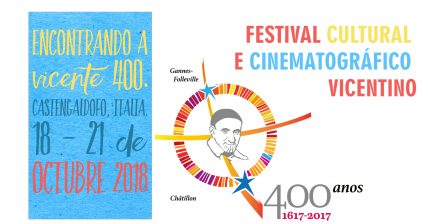 Festival de Cinema pelos 400 anos do Carisma Vicentino