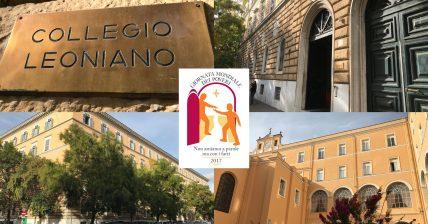 Colégio Leoniano, em Roma, é mantido por padres vicentinos.