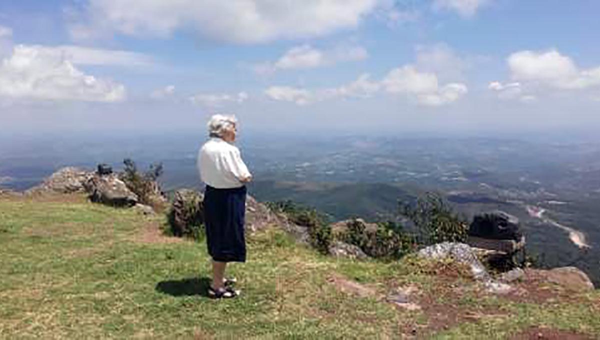 Irmã Inês Hosken, FC: a alegria de estar perto de Deus