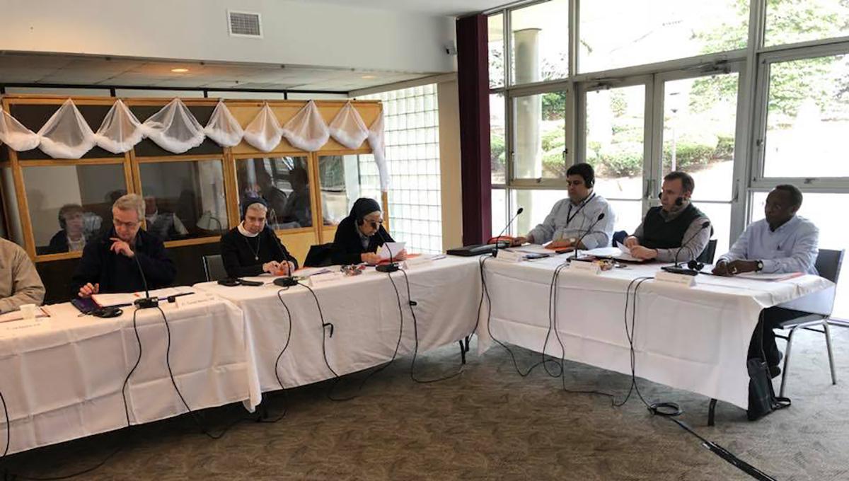 Reunião do Comitê Executivo da Família Vicentina 2018
