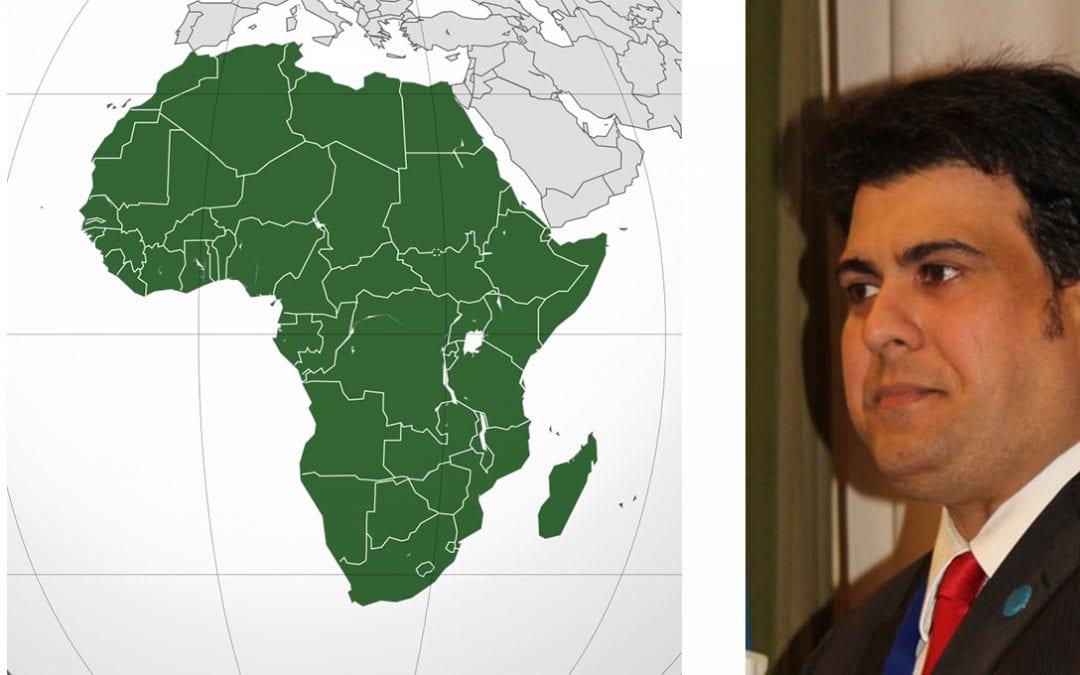 Presidente Geral sa SSVP visita sete países africanos em 2018