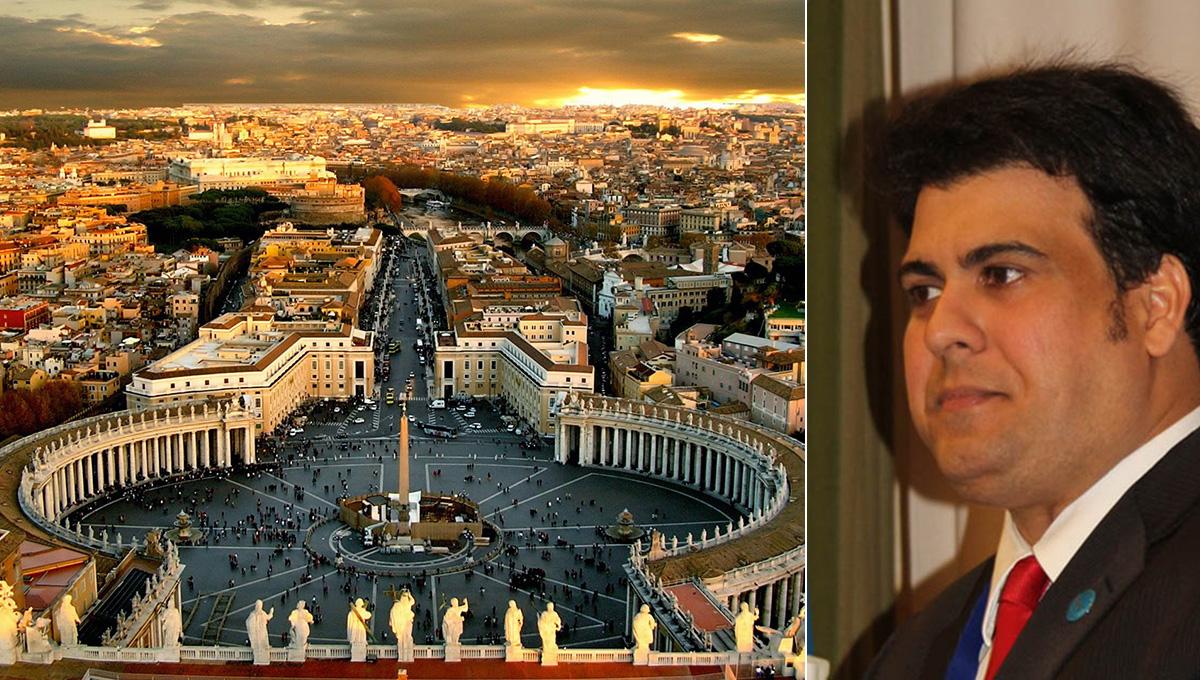 Atividades do Presidente Geral da SSVP em Roma