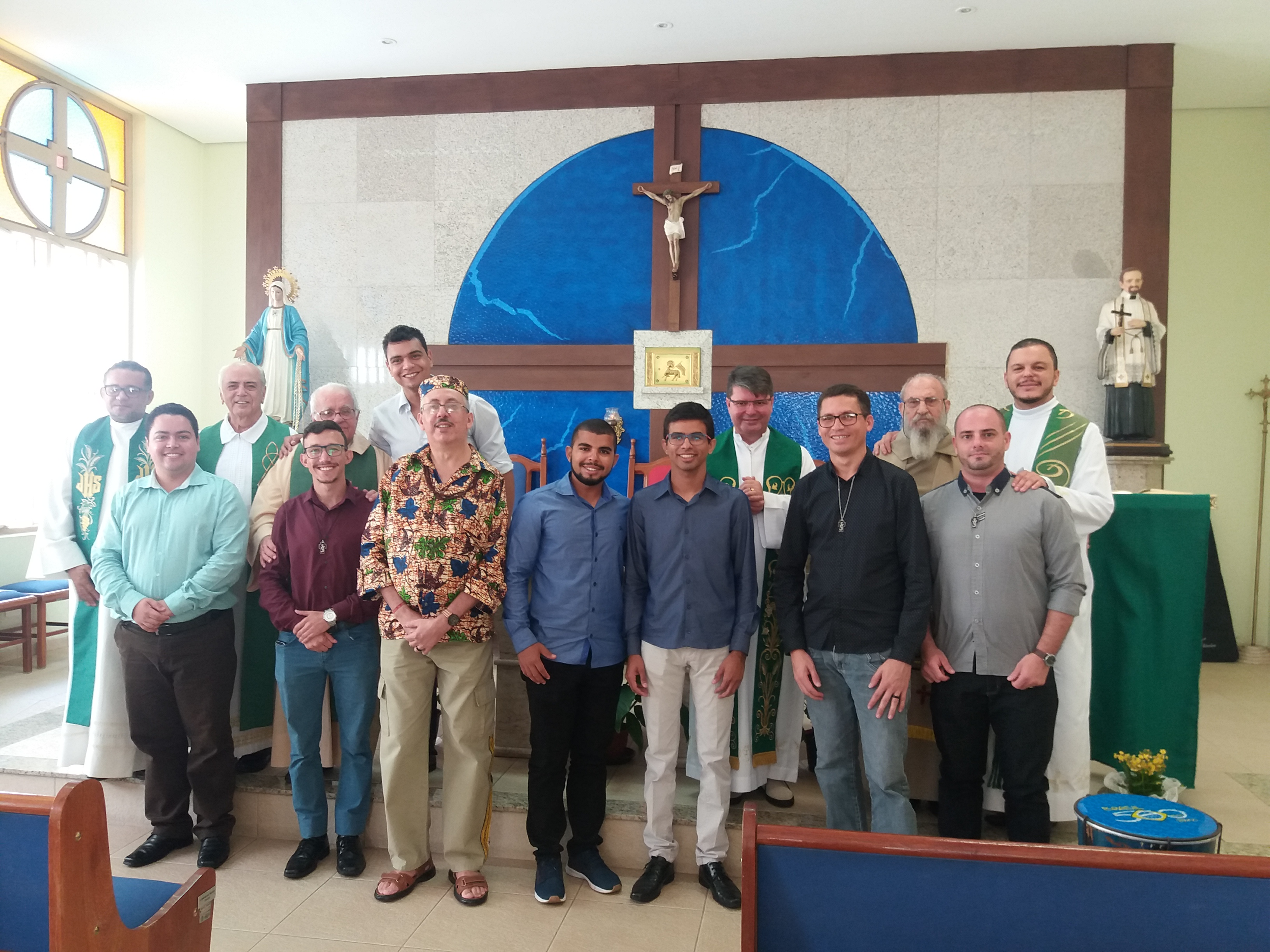 Brasil: Seminário interno Interprovincial da Congregação da Missão ocorre em Belo Horizonte