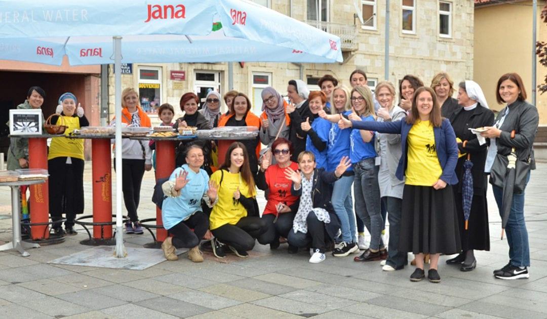 """Colaboração da JMV Bósnia e Herzegovina com os """"Majlis"""" da Comunidade Islâmica em Livno"""