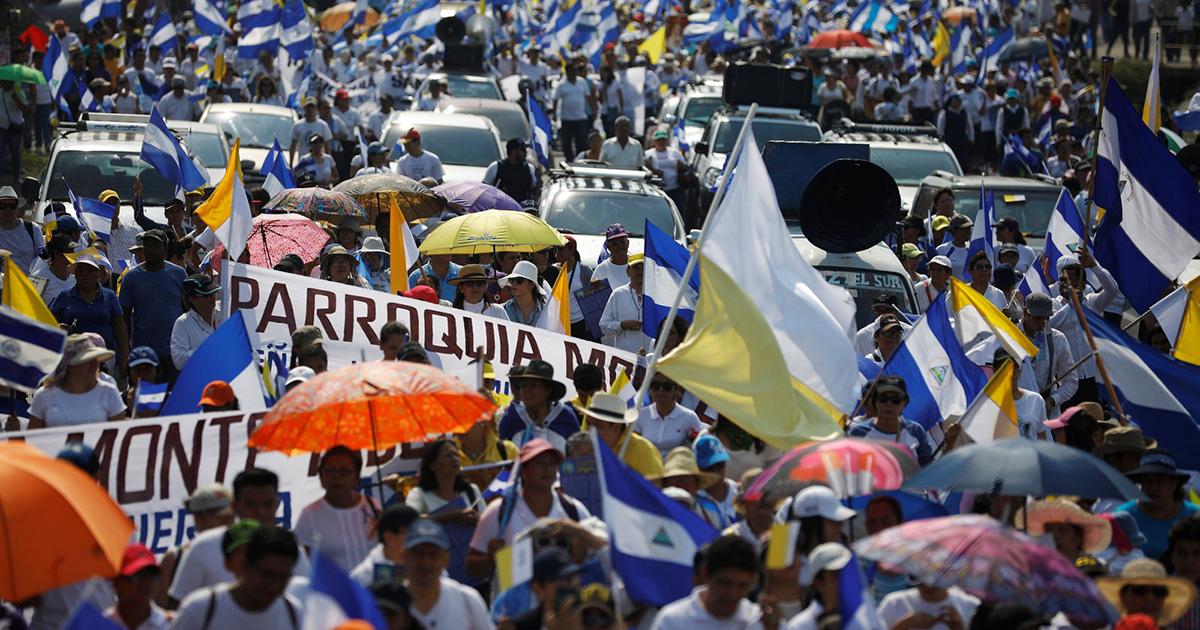 Conselho Geral Internacional da SSVP clama pelo diálogo nacional e urgente pacificação na Nicarágua