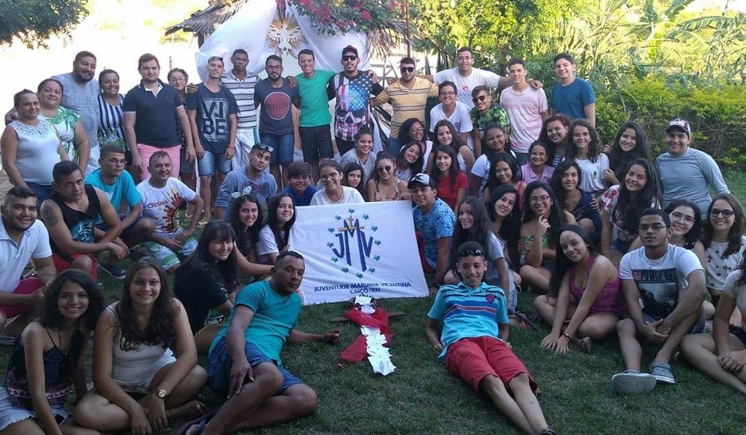 VII Acampamento Mariano Vicentino faz sucesso entre os jovens do Seridó potiguar