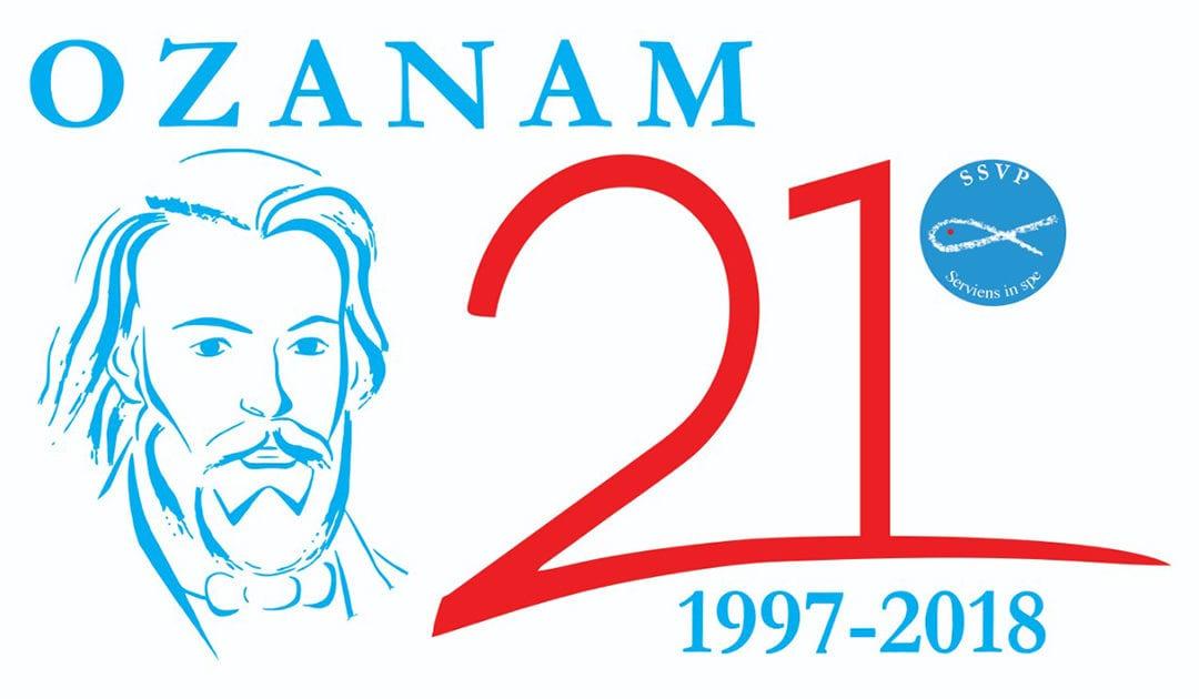 SSVP em festa: 21 anos da beatificação de Antônio Frederico Ozanam!