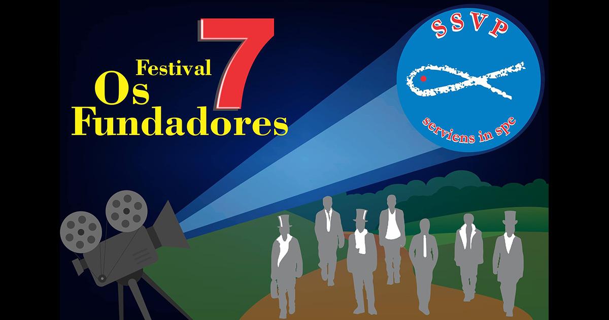 Conselho Geral lança festival de cinema sobre os sete fundadores da SSVP