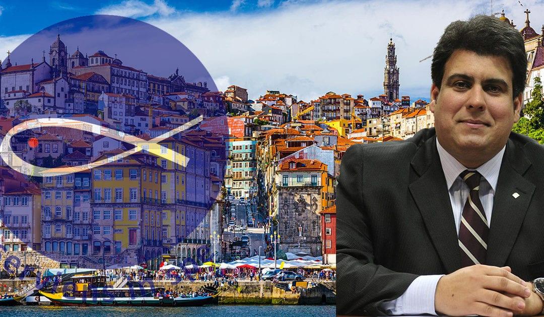 Presidente Geral da SSVP visita a cidade do Porto, Portugal