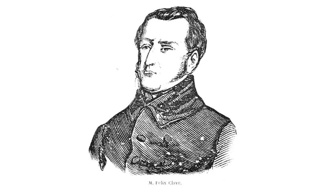 Descoberto retrato de um dos fundadores da Sociedade de São Vicente de Paulo