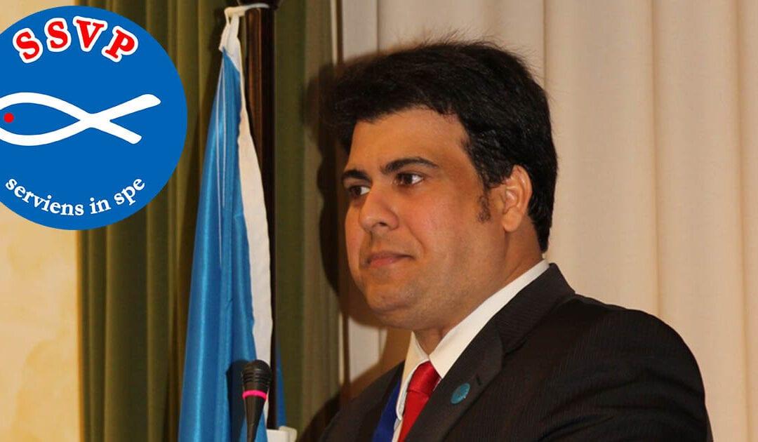 Entrevista com Renato Lima de Oliveira, Presidente Geral da Sociedade de São Vicente de Paúl
