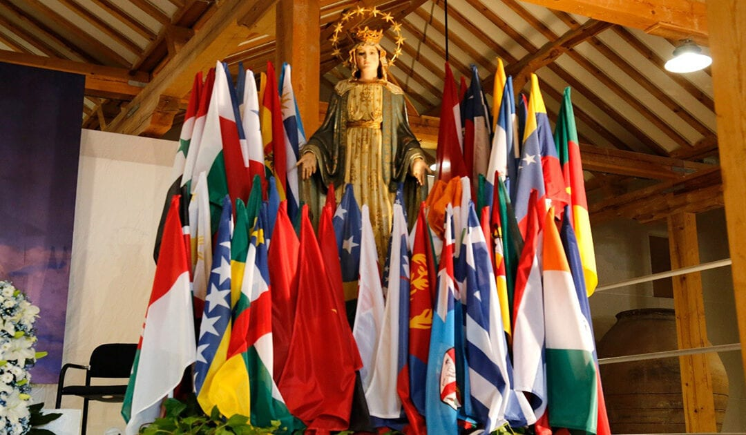 Secretariado Internacional da JMV celebra 20 anos de história