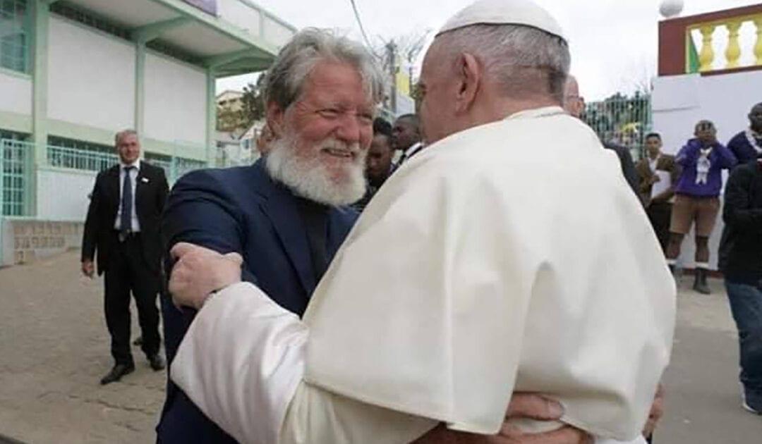 """Papa Francisco define Projeto Social Vicentino como """"oásis de esperança"""""""