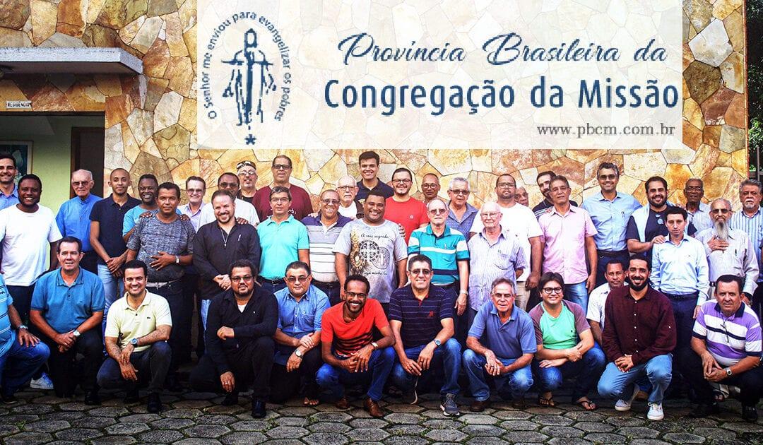 200 anos da Congregação da Missão no Brasil (1820-2020)