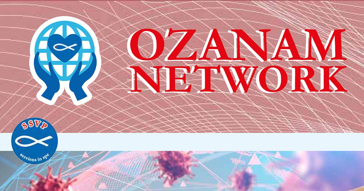 """A SSVP publica nova edição da revista digital """"Ozanam Network"""""""