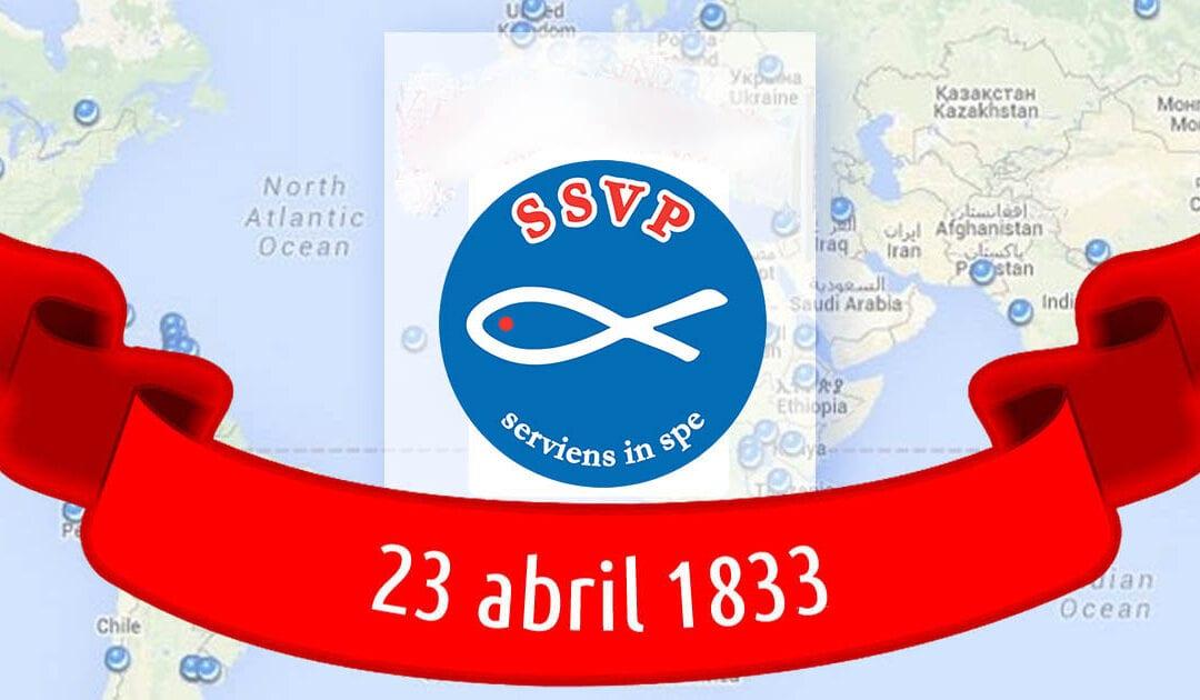 Sociedade de São Vicente de Paulo: desde sua origem até hoje