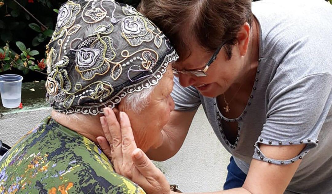 A fortaleza dos nossos idosos