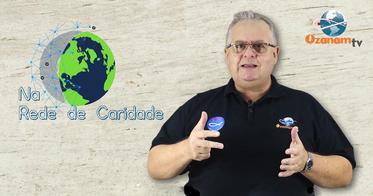 Coordenador nacional da Família Vicentina no Brasil faz vídeos diários na internet