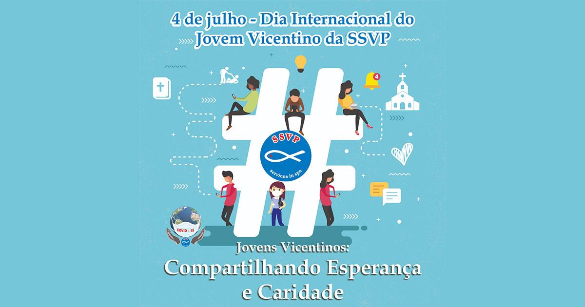 Dia Internacional do Jovem Vicentino da SSVP