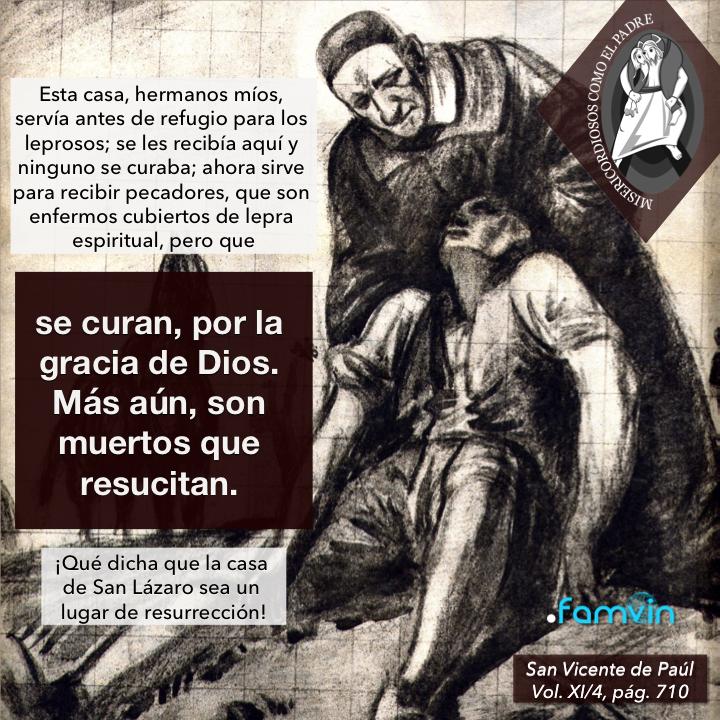 El Año de la Misericordia para Vicencianos 05.04.2016