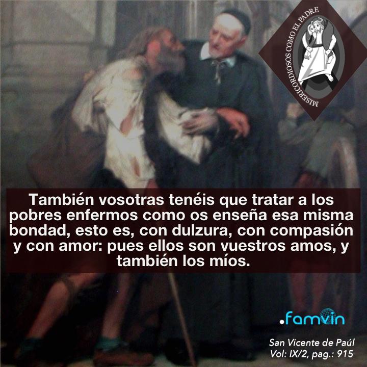 El Año de la Misericordia para Vicencianos 12.04.2016
