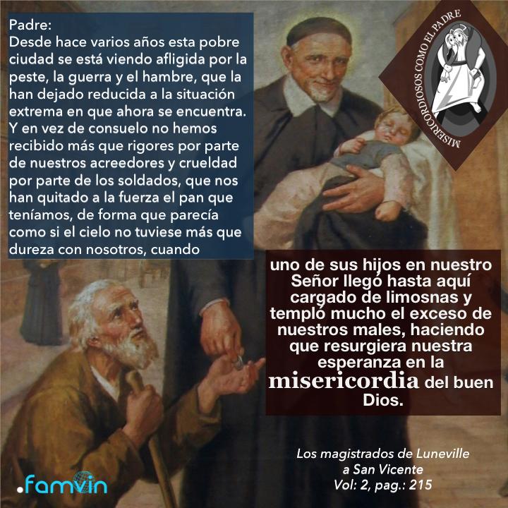 El Año de la Misericordia para Vicencianos 19.04.2016