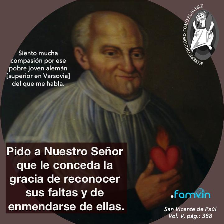 El Año de la Misericordia para Vicencianos 26.04.2016