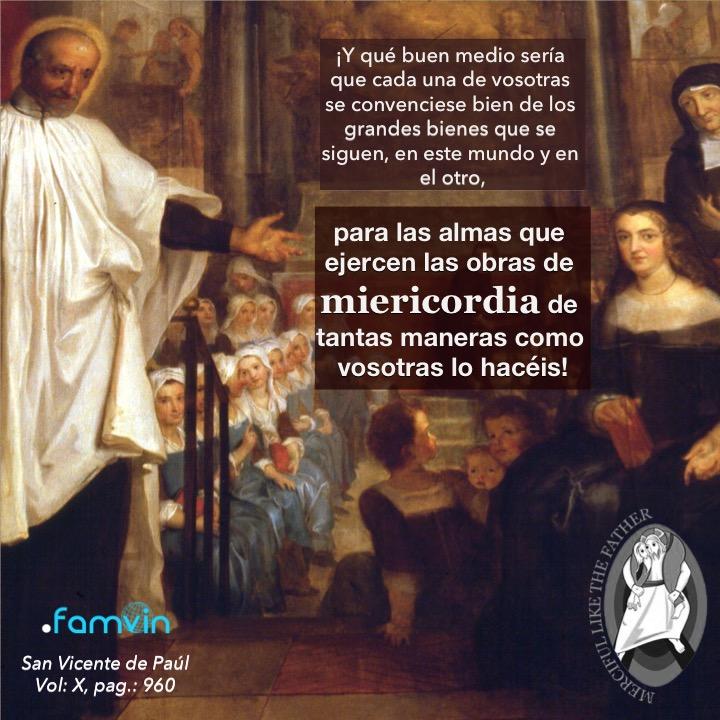 El Año de la Misericordia para Vicencianos 24.05.2016