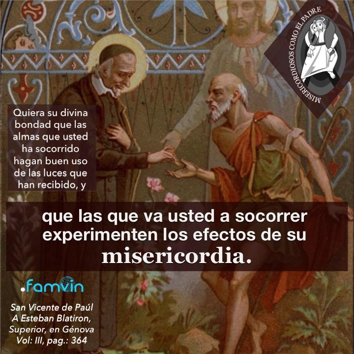 El Año de la Misericordia para Vicencianos 31.05.2016