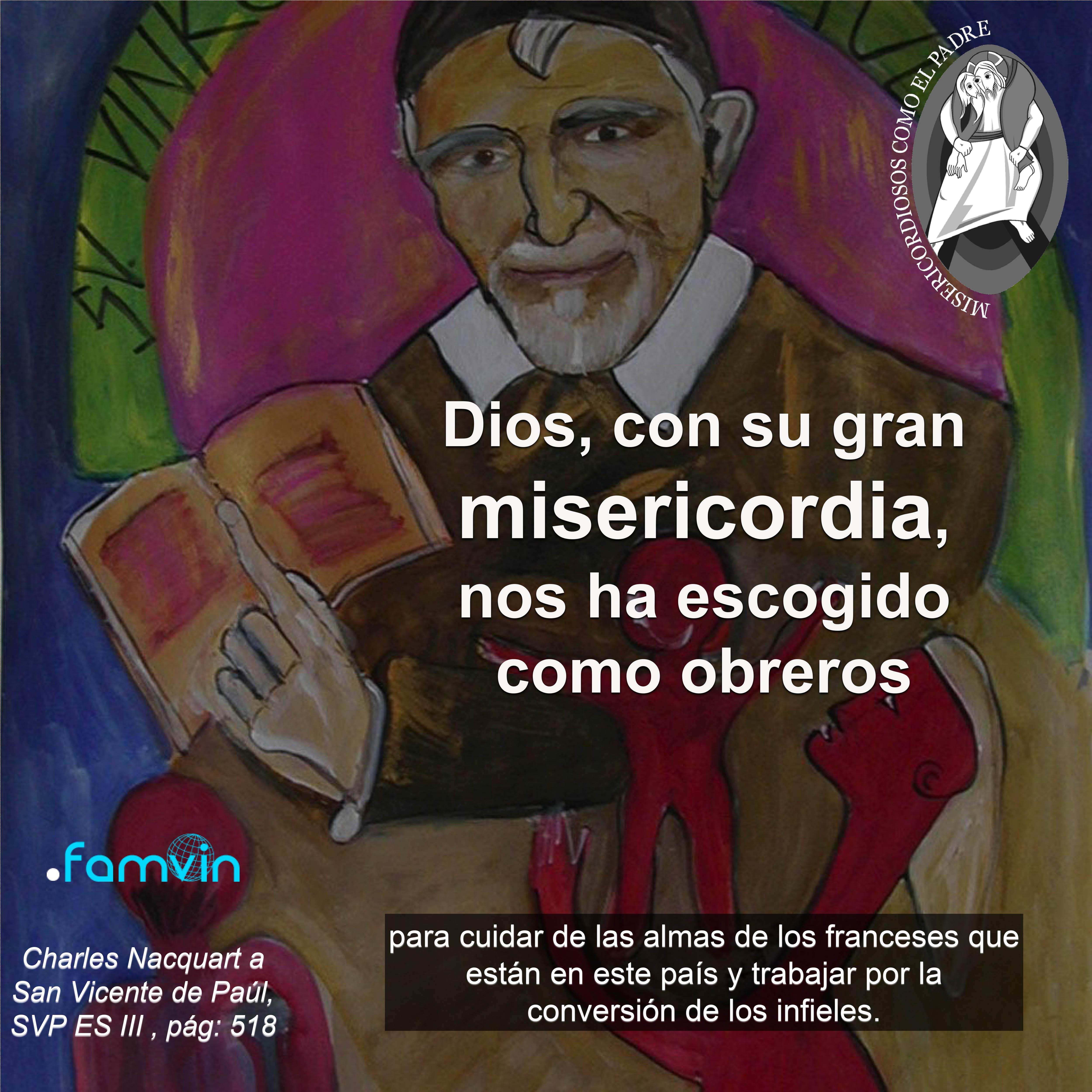 El Año de la Misericordia para Vicencianos 23.08.2016