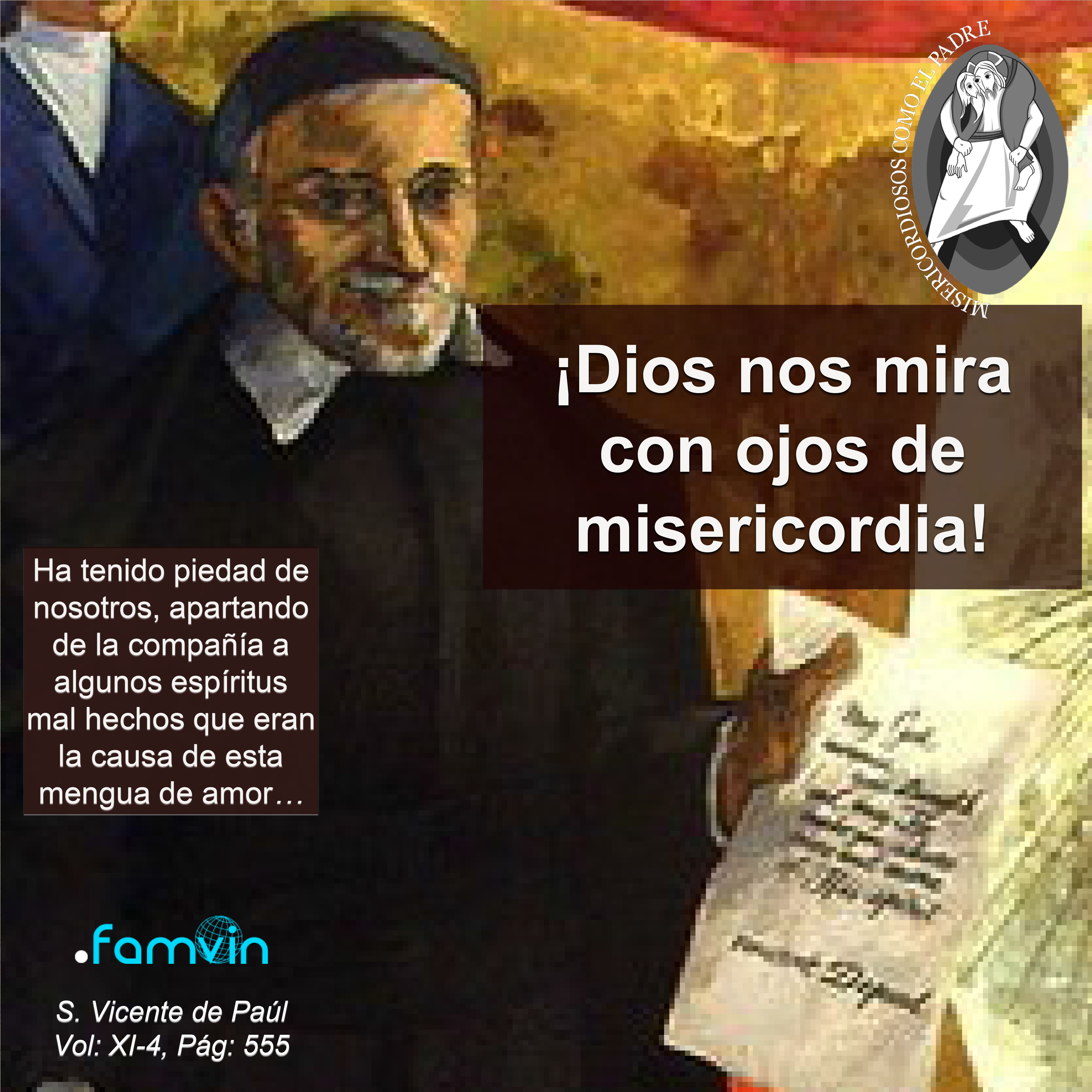 El Año de la Misericordia para Vicencianos 02.08.2016