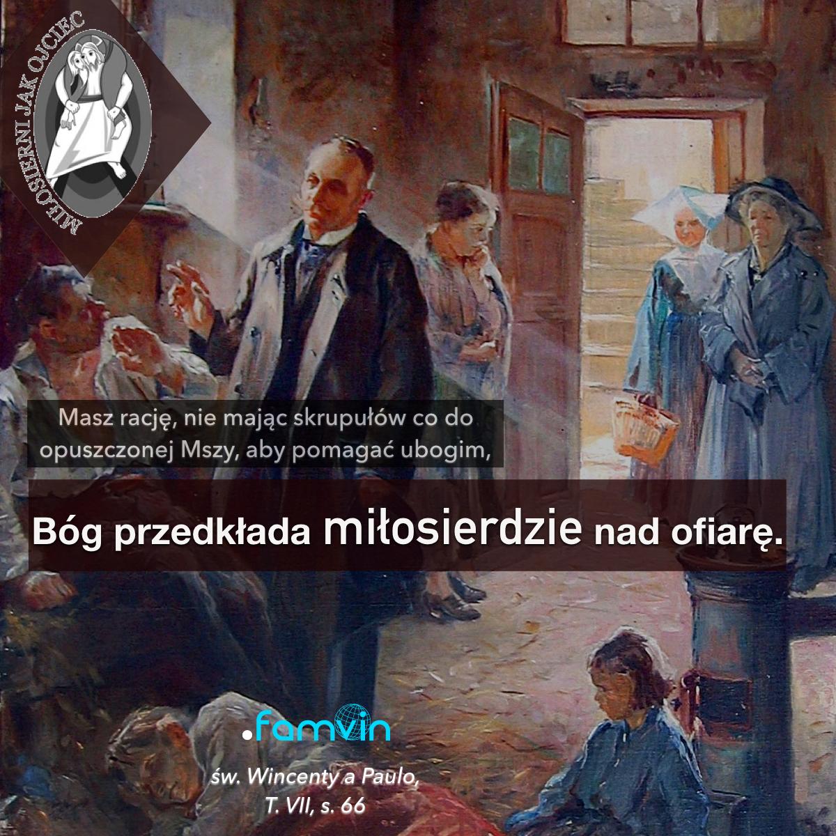 Rok Miłosierdzia po wincentyńsku 18.10.2016