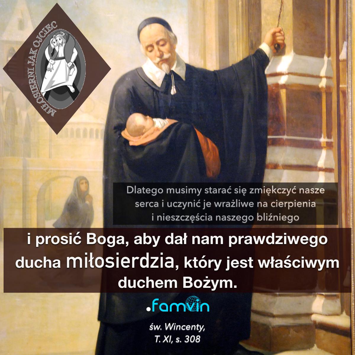 Rok Miłosierdzia po wincentyńsku 15.11.2016