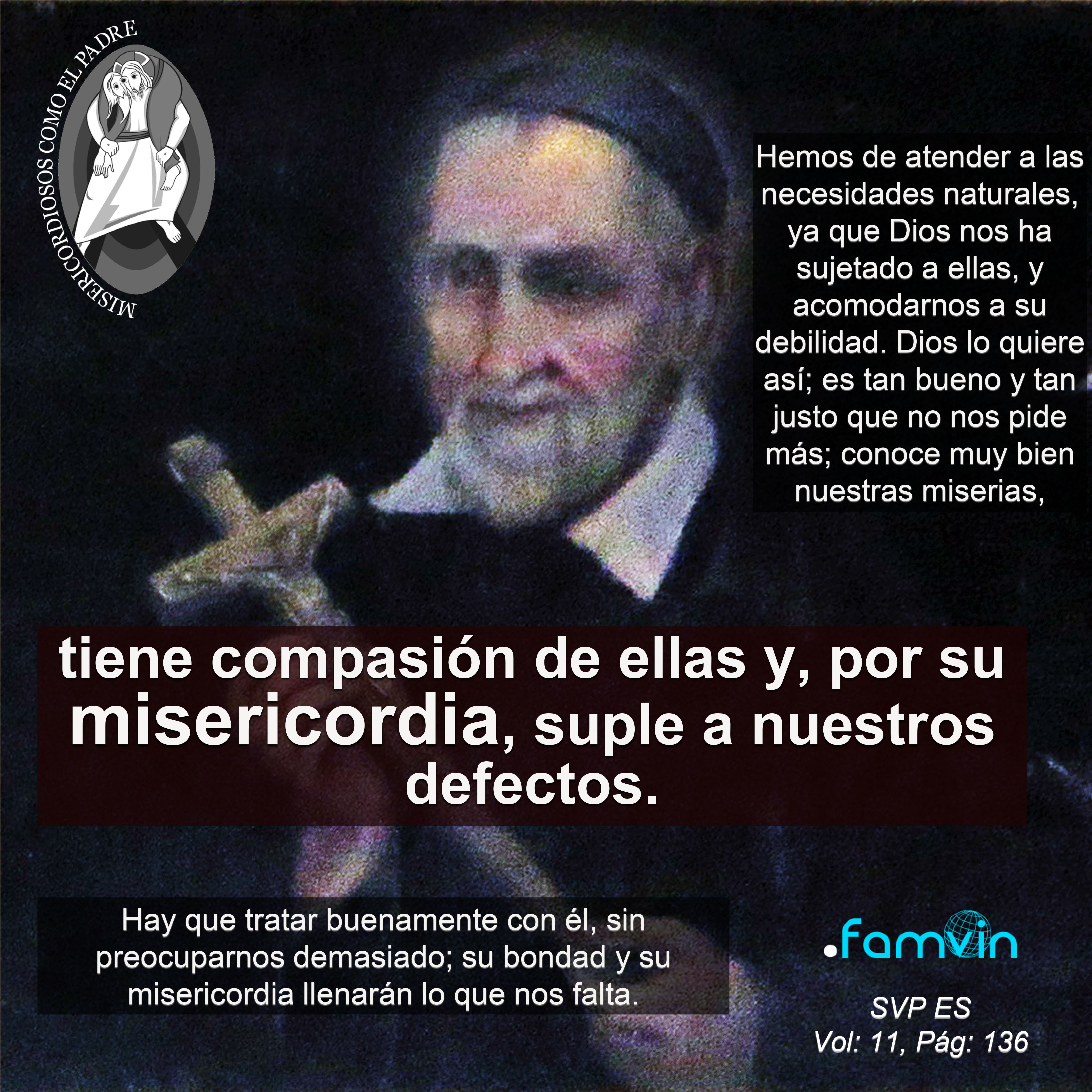 El Año de la Misericordia para Vicencianos 01.11.2016