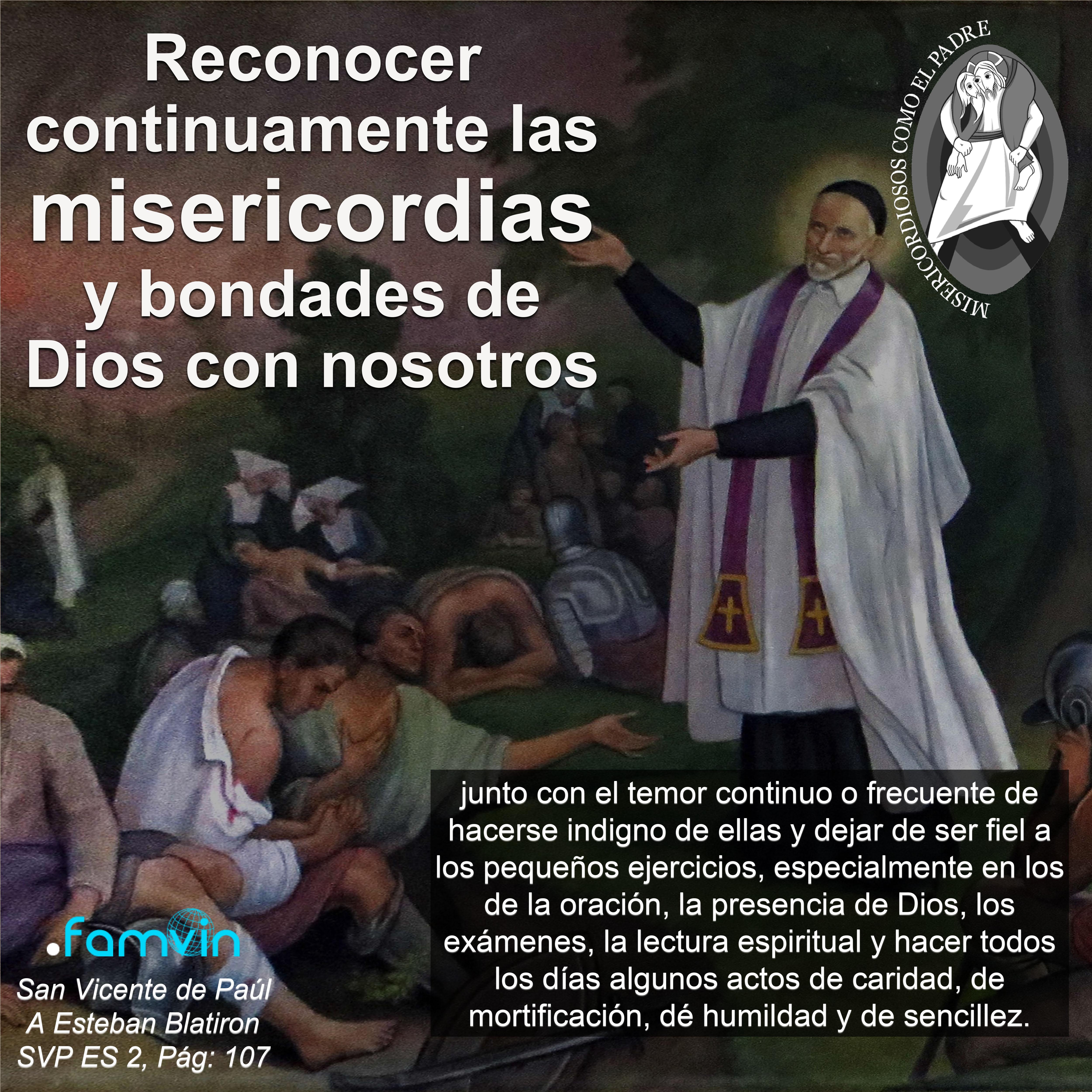 El Año de la Misericordia para Vicencianos 25.10.2016