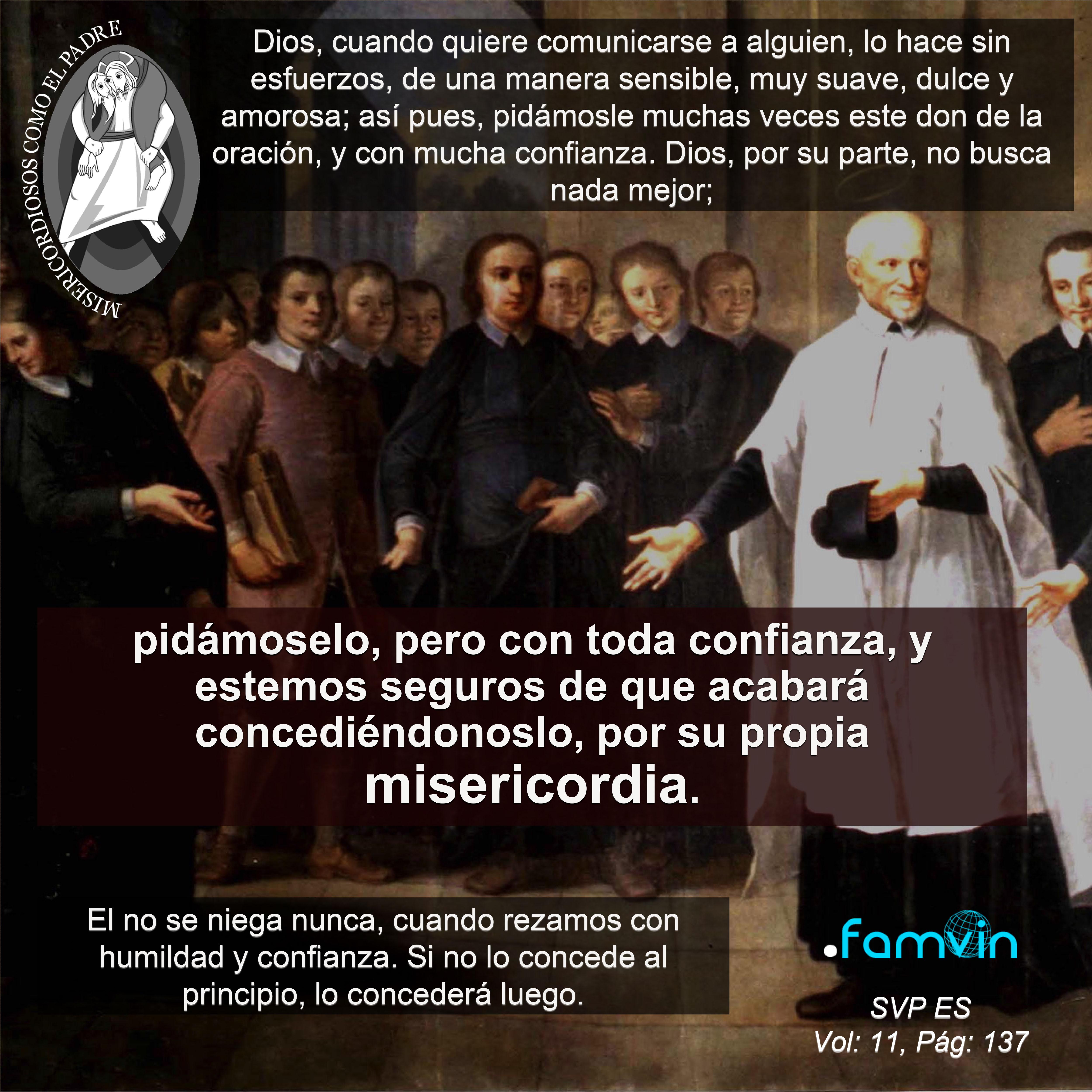El Año de la Misericordia para Vicencianos 08.11.2016