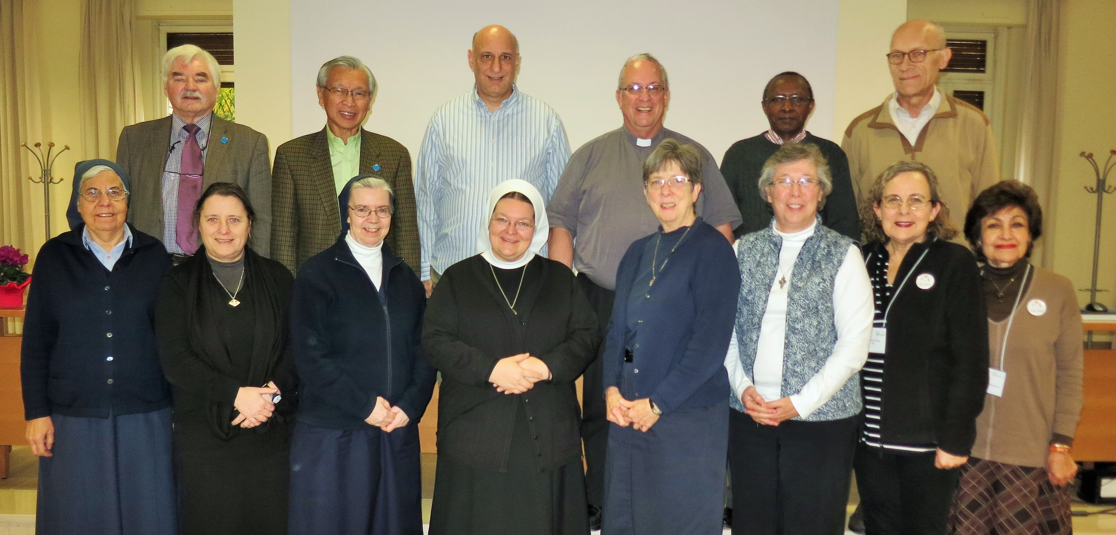 Vincentian Family Executive Committee Annual Meeting