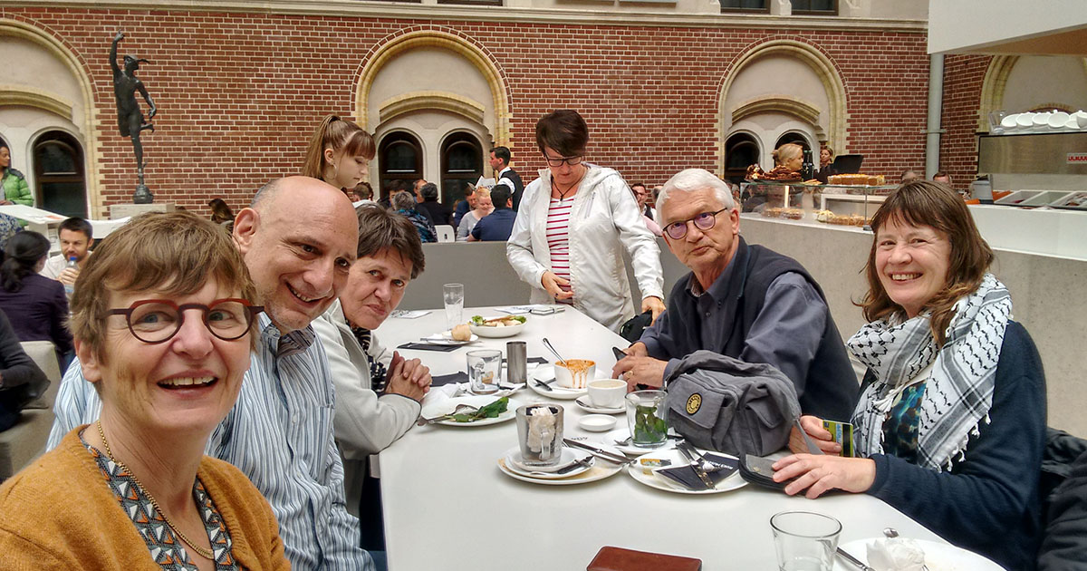 Vincentian Family Office visits the Netherlands