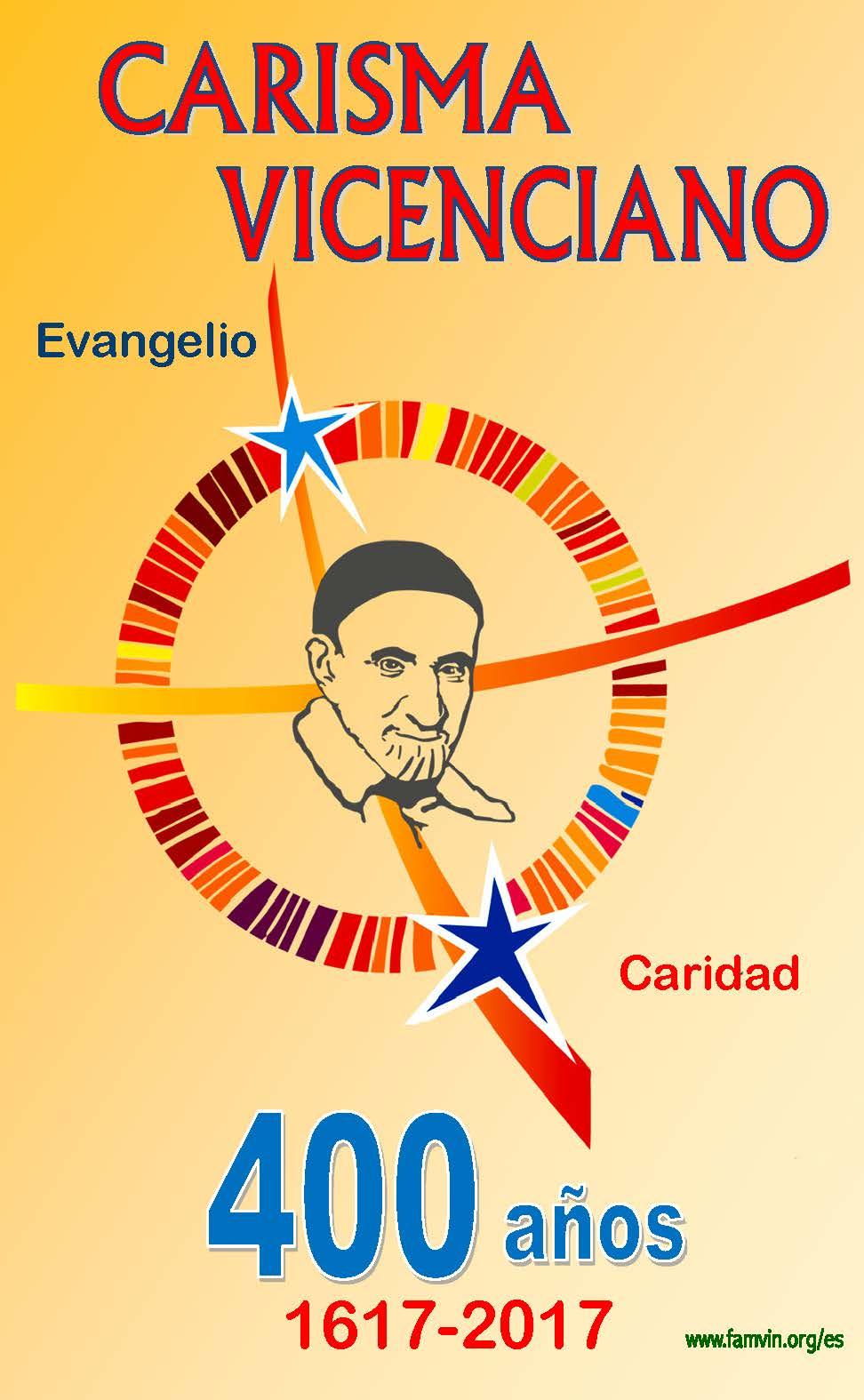 Celebração dos 400 anos do Carisma Vicentino, no Regional do Rio de Janeiro
