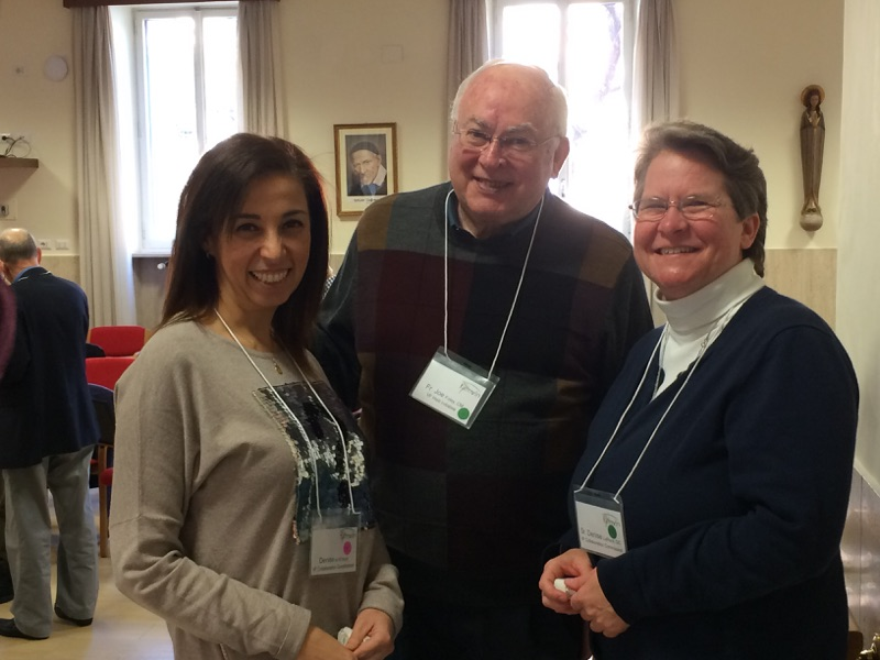 Historical Meeting of the Vincentian Family Commissions