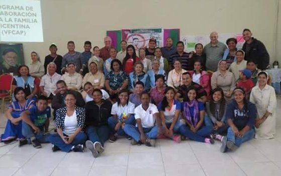 Reunión de la Familia Vicentina en Panamá